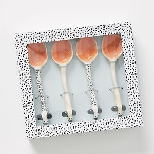 Anthropologie Kitchen - Sowie Sowie X Anthropologie set of four teaspoons